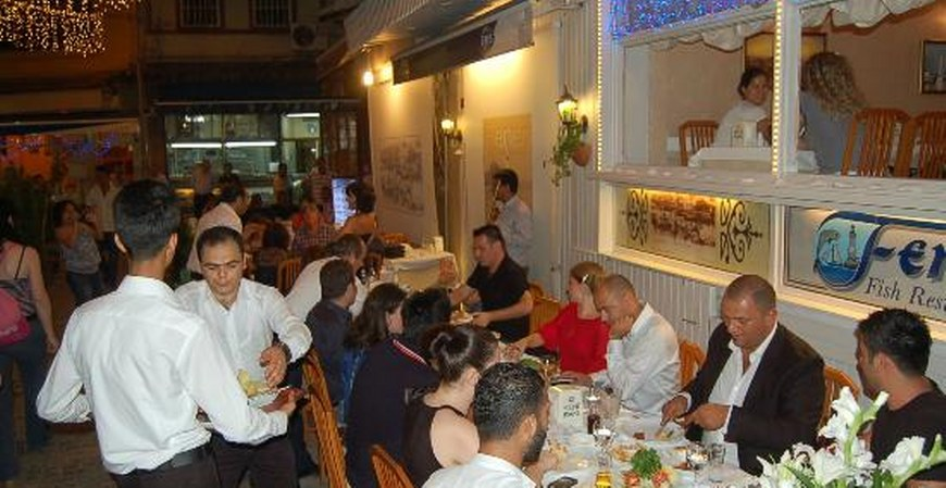 Istanbul New Year Party at Fener Fish Restaurant 6