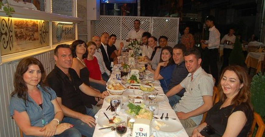 Istanbul New Year Party at Fener Fish Restaurant 9