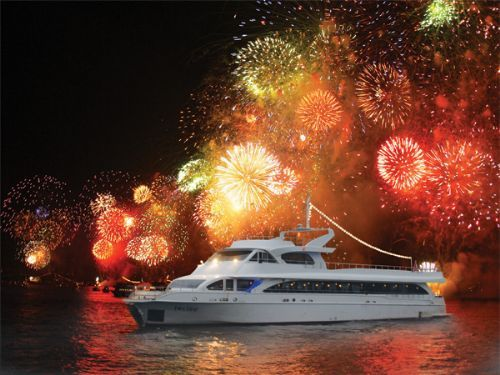 Istanbul New Year Cruise On The Bosphorus 2
