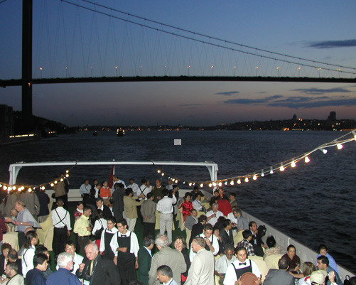 Istanbul New Year Cruise On The Bosphorus 8