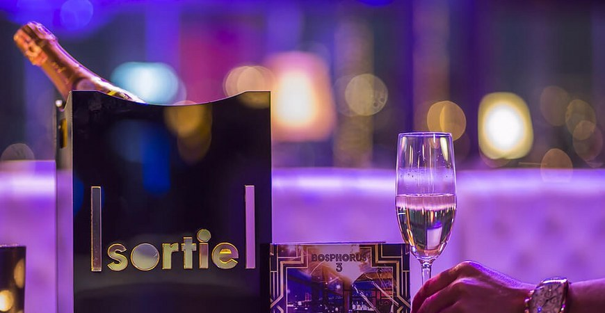 New Year Celebration at Sortie Restaurants & Club 8