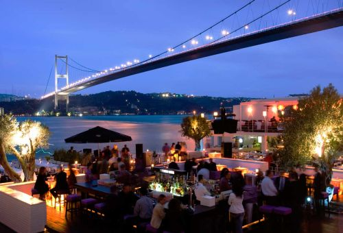 Reina Club & Restaurant Istanbul New Year Party