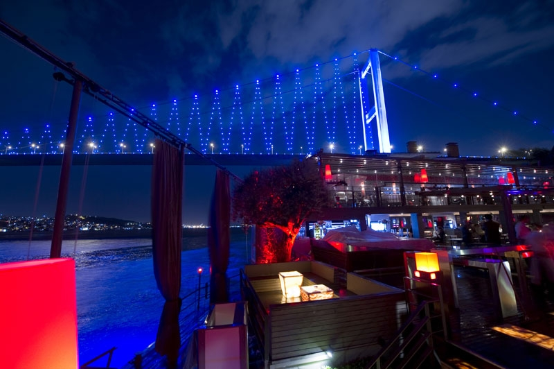 Reina Club & Restaurant Istanbul New Year Party 10