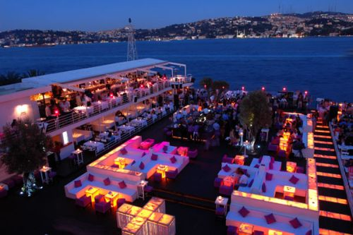 Reina Club & Restaurant Istanbul New Year Party 3
