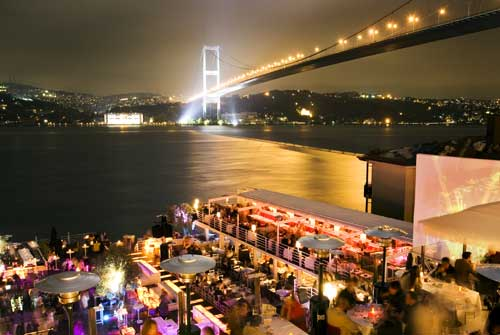 Reina Club & Restaurant Istanbul New Year Party 4
