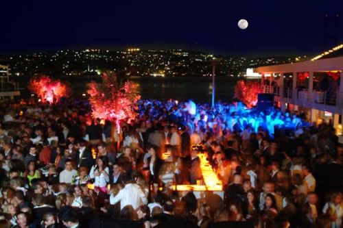 Reina Club & Restaurant Istanbul New Year Party 5