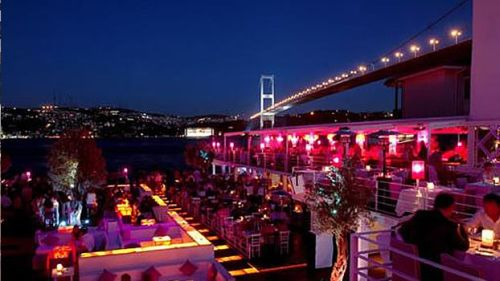 Reina Club & Restaurant Istanbul New Year Party 6