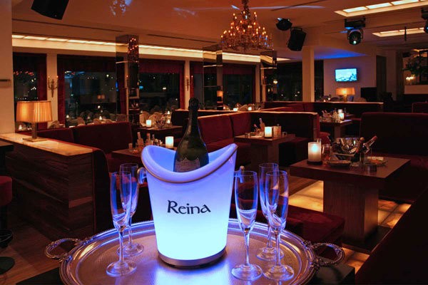 Reina Club & Restaurant Istanbul New Year Party 7