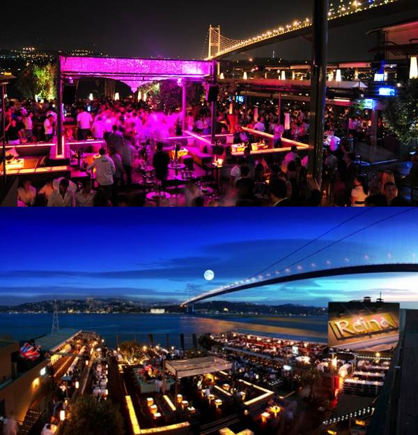 Reina Club & Restaurant Istanbul New Year Party 8