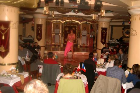 Sultanas Restaurant New Year Party Istanbul 6
