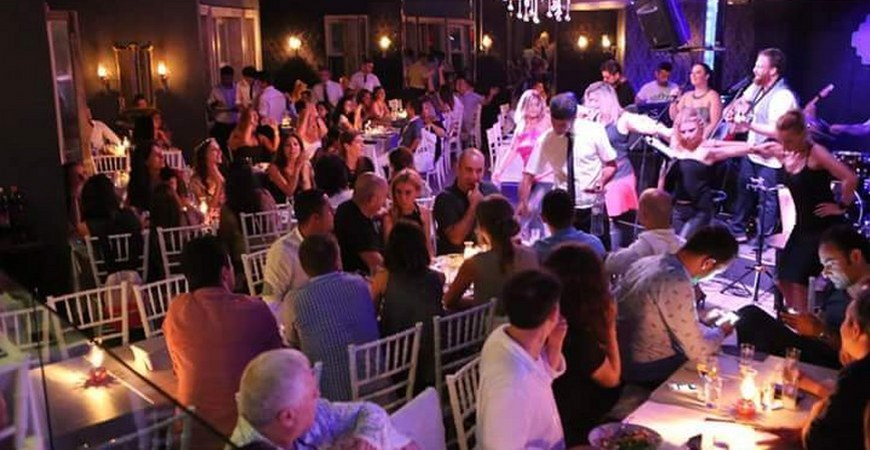 Istanbul New Year Party at Ela Macka Restaurant 10