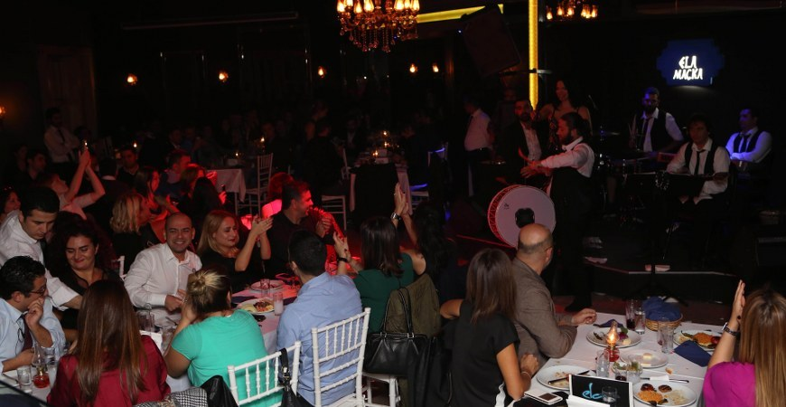 Istanbul New Year Party at Ela Macka Restaurant 2