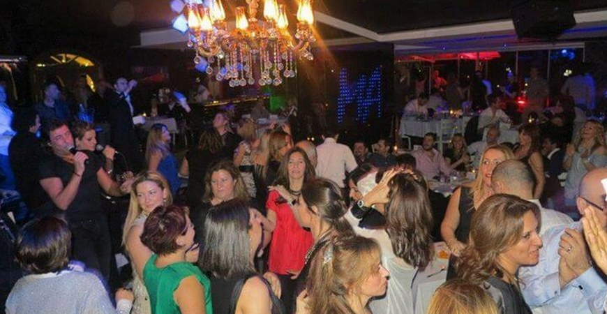 Istanbul New Year Party at Ela Macka Restaurant 4