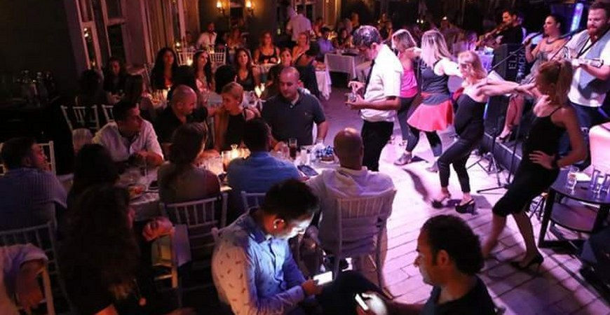 Istanbul New Year Party at Ela Macka Restaurant 9