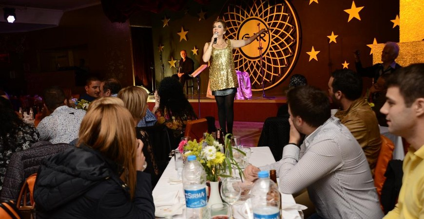 Istanbul New Year Party at Gar Restaurant & Night Club 10