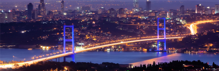 Istanbul New Year Celebration