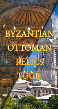 Ottoman and Byzantian Relics Tour